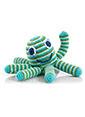 Pebble Pebble Çıngırak-Ahtapot Yeşil